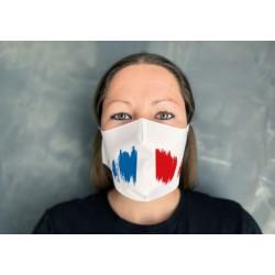 Masque de protection en tissu personnalisable avec votre logo