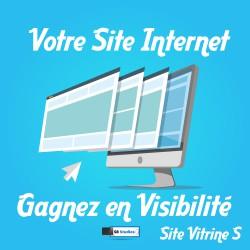Réalisation site internet - site vitrine responsive S