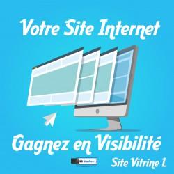 Réalisation site internet - site vitrine responsive l