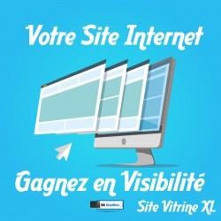 Réalisation site internet - site vitrine responsive XL