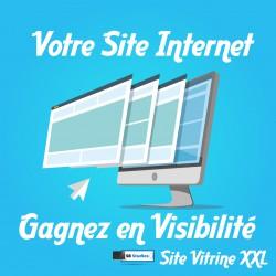 Réalisation site internet - site vitrine responsive XXL