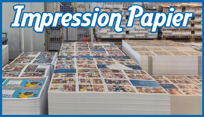 impression papier